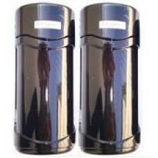 AAS DUAL-120R εξωτερικό Beam για περιμετρική προστασία