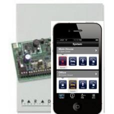 Συναγερμός  Paradox SP 5500-Smartphone