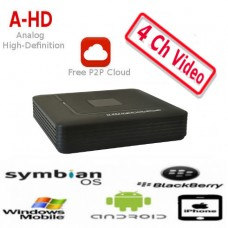 AHD DVR 2104-hd