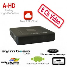 AHD DVR 2108-hd