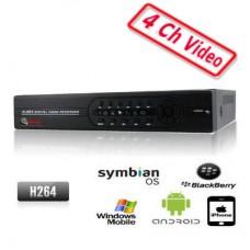 DVR-6304 Αυτόνομο Καταγραφικό  H264