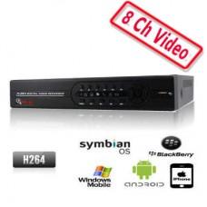 DVR-6308 Αυτόνομο Καταγραφικό  H264