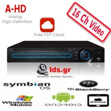 AHD DVR 6116-hd