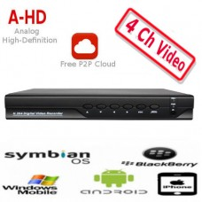 AHD DVR 3104-hd
