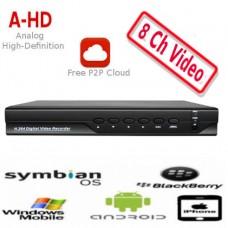AHD DVR 3108-hd