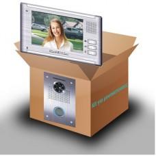 Θυροτηλεόραση Competition MT337  για μονοκατοικία 1 είσοδο και 1 μόνιτορ